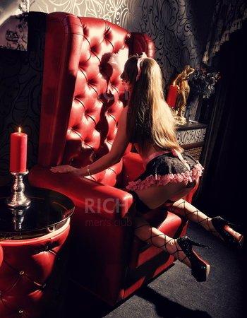 АнгелинаRich Spa - эротический массаж в Уфе